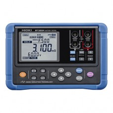 Hioki BT3554-11 Portable Battery Tester with L2020 Pin Type Lead and Built-In Bluetooth Technology