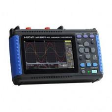 Hioki MR8870-20 2-Channel Handheld Memory HiCorder, 2MW Memory, 1MS/s