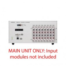 Hioki MR8741 16-Channel High-Speed Memory HiCorder, 256MW Memory, 20 MS/s, Main Unit Only