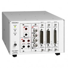 Hioki SW1001 Switch Mainframe for Quick Multi-Channel Battery Testing, 3 Slots