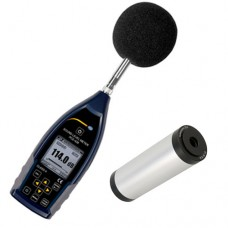 PCE-428-KIT Class 2 Data Logging Sound Level Meter Kit