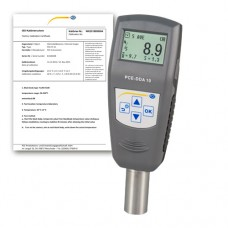 PCE-DDA 10-ICA Hardness Tester incl. ISO Calibration Certificate