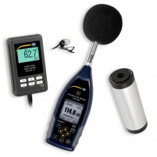 PCE-NDL-LEQ-KIT Sound Level Meter Kit With Calibrator