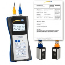 PCE-TDS 100H Ultrasonic Flow Meter