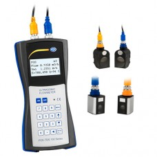 PCE-TDS 100HSH Ultrasonic Flow Meter Kit