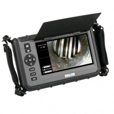 """PCE-VE 1000 Videoscope display featuring an exceptionally large 7"""" high-resolution LCD screen"""