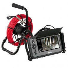 PCE-VE 1030N Videoscope Borescope inspection camera with 30 m / 98 ft long, 28 mm / 1.1