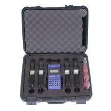 Powersight PK45014 PS4550 Power Quality Analyzer Kit, 4 x HA100 100 Amp Current Probes, Bluetooth and SD Card Slot, Case