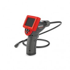 RIDGID Micro CA-25 Compact Handheld Inspection Camera with 17mm Imager and 2.4 in. Color Display