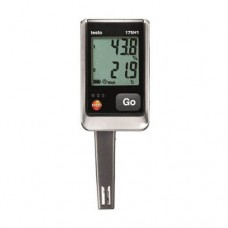 Testo 175-H1 Temperature and Humidity Data Logger with NTC Thermistor, External RH Probe