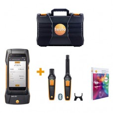 Testo 400-IAQ-KIT  (0563 0408) 400 Universal IAQ Instrument, Bluetooth CO Probe, Bluetooth CO2 Probe