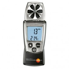 Testo 410-1 (0560 4101) Vane Anemometer with Integrated NTC Air Thermometer
