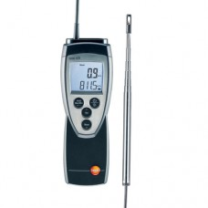 Testo 425 (0560 4251) Compact Thermal Anemometer with Fixed Velocity Probe