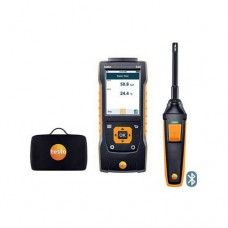 Testo 440-CO2-KIT (0563 4405) Bluetooth CO2 Kit with 440 Air Velocity and IAQ Measuring Instrument