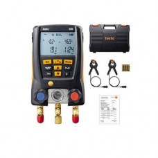 Testo 550 (0563 1550) Digital Manifold Kit with Bluetooth Support