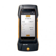 Testo 400 (0560 0400) Universal Air Flow and IAQ Measuring Instrument with Touchscreen Display