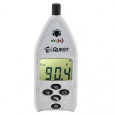 TSI Quest SD-200 Sound Detector Class 2 sound level meter with USB charging cable